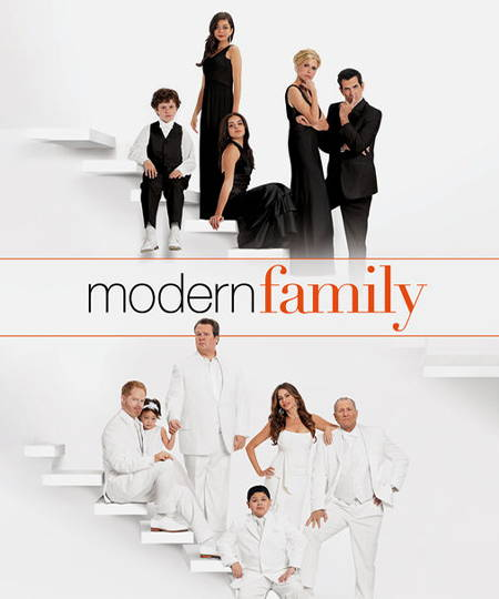 Box Sets - Modern Family