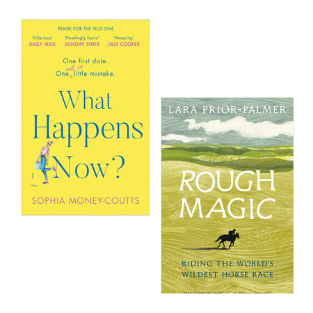 Books -Rough Magic and What Happens Now?