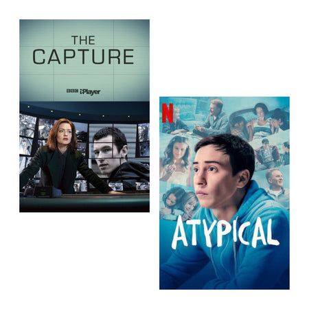 Box Sets - Atypical and The Capture