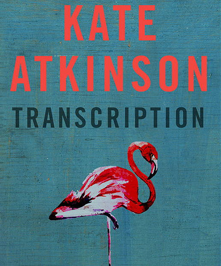 Books - Transcription By Kate Atkinson