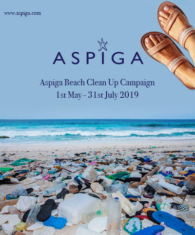 Aspiga Beach Clean Up