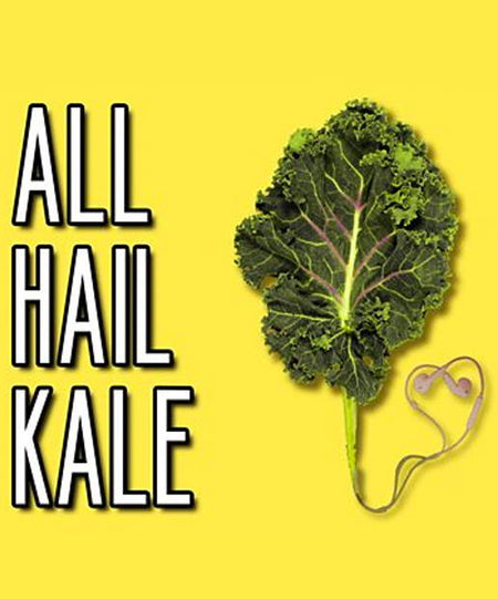 Podcasts - All Hail Kale