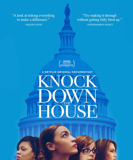 Box Sets - Knock Down The House - Netflix