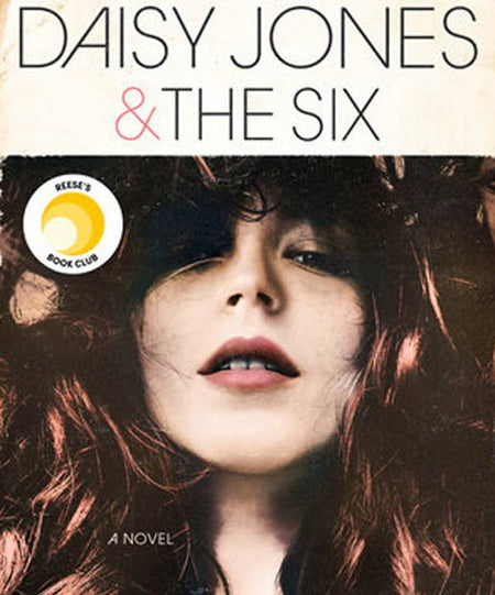 Books - Daisy Jones & The Six By Taylor Jenkins Reid