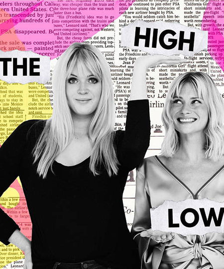 Podcast - The High Low Polly Alderton and Pandora Sykes