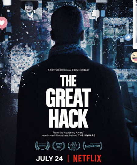 Box Sets - The Great Hack - Netflix