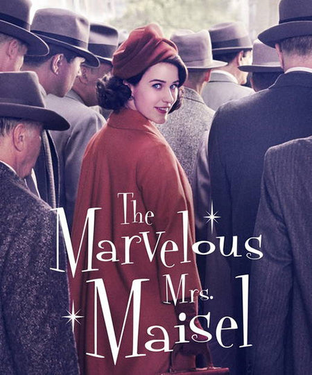 Box Set - The Marvelous Mrs. Maisel
