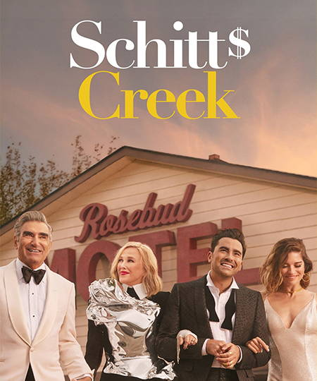 Box Sets - Schitts Creek