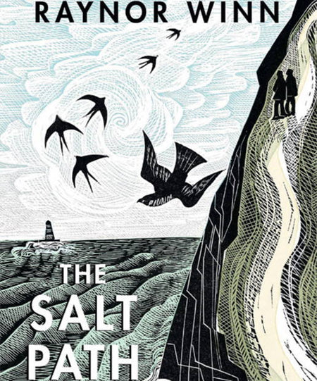 Books - The Salt Path by Raynor Winn