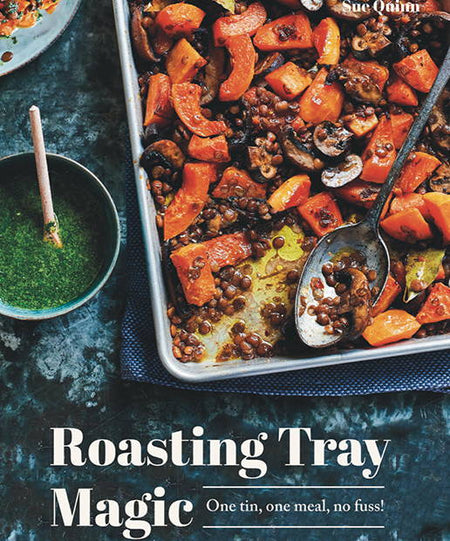 Recipes - Maple and Lime-Roasted Squash with Lentils, Ricotta and Basil Oil