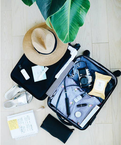 How To Pack Light For A Week