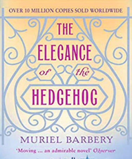 Books - The Elegance of the Hedgehog by Muriel Barbery