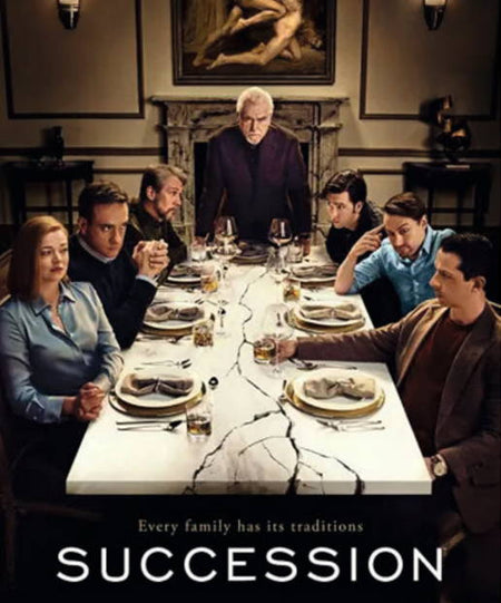 Box Sets - Succession - HBO