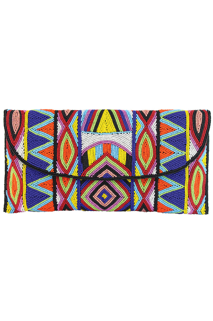 Becka Clutch | Multi
