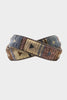 Block Diamond Belt | Autumn