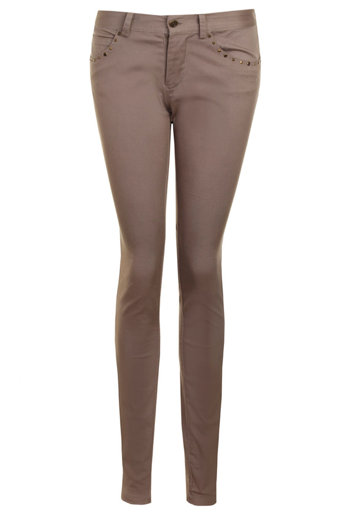 Jeans by Charlie Joe | Taupe