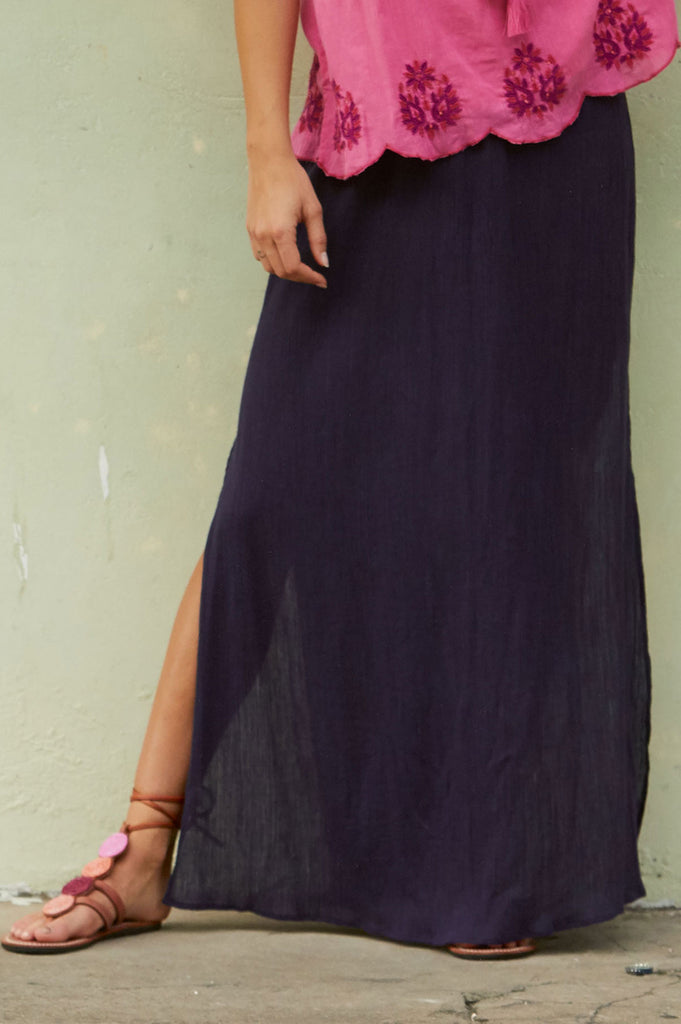 Ella-Maxi-Skirt-Navy