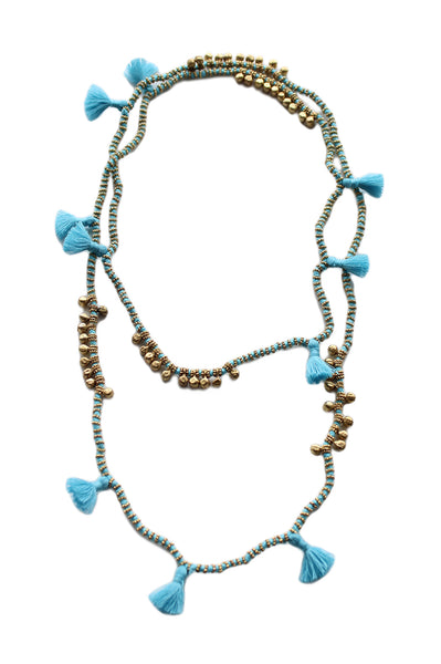 Farah Necklace | Turquoise