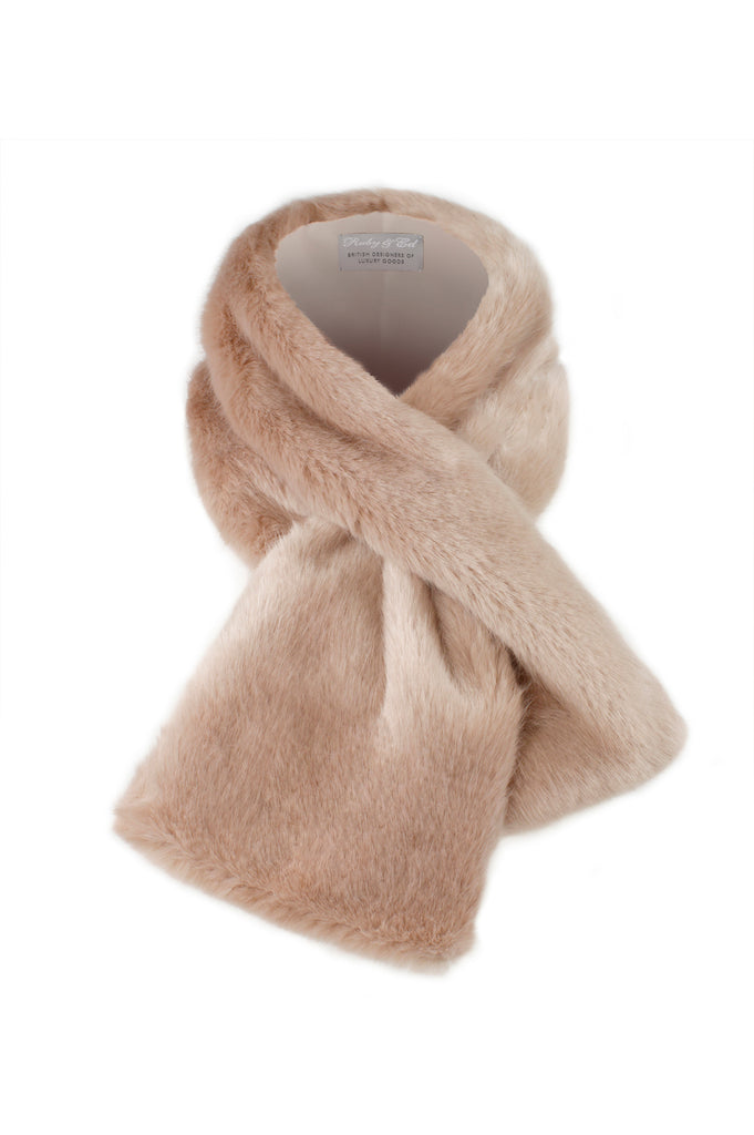 Neck Warmer | Dusky Rose