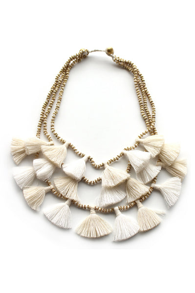 Gia Necklace | Salt