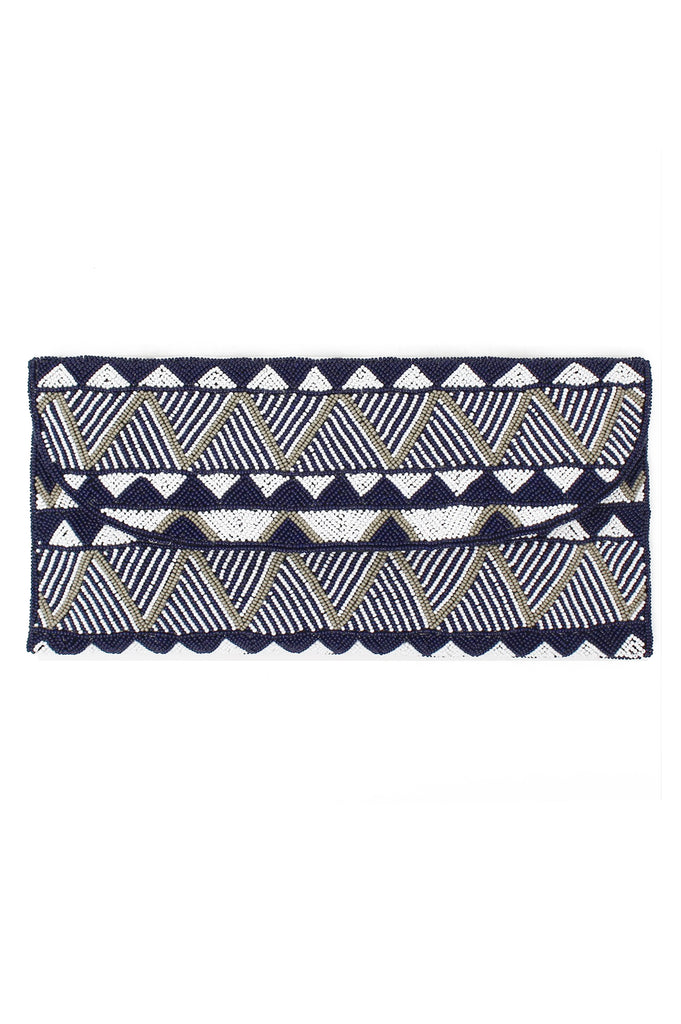 Mariana Clutch | Blue