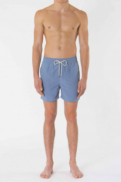 Men's Classic Swim Shorts | French Blue