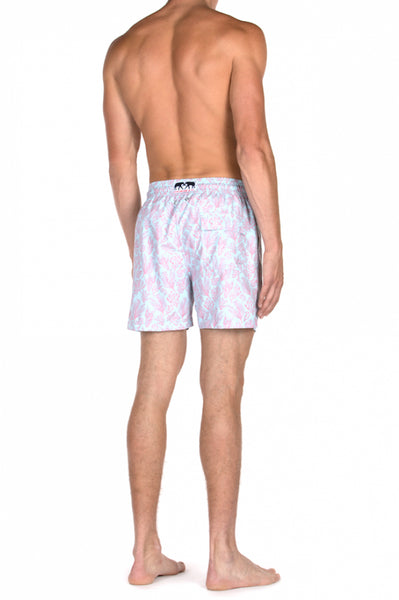 Men's Classic Swim Shorts | Coral