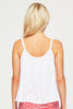 Miranda Plait Sun Top | White