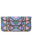 Mzuri Clutch | Purple/Pink
