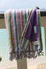 Narok Kikoy Towel | Purple - Aspiga
