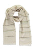 Savannah Pashmina Scarf | Cream