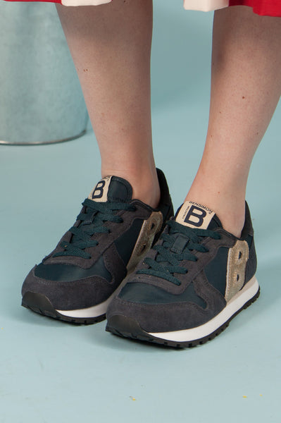 Running Shoes by Bensimon | Navy