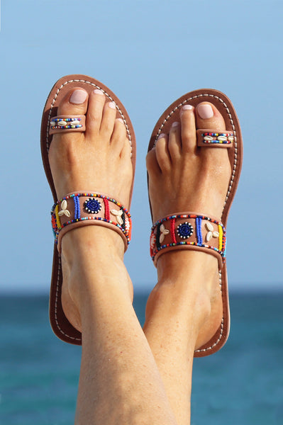 Shella Sandals | Multi
