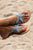 Starfish Sandals | Silver - Aspiga