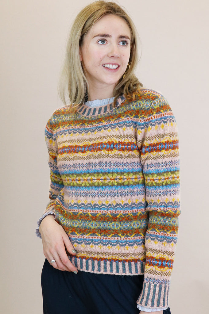 Westray Fairisle Sweater | Cobble