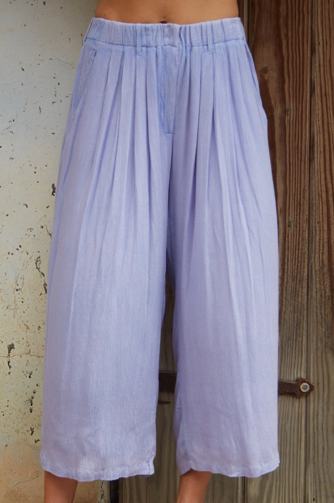 Venice Trousers | Light Lavender