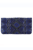 Mzuri Clutch | Blue