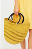 Bongo Beach Bag | Yellow