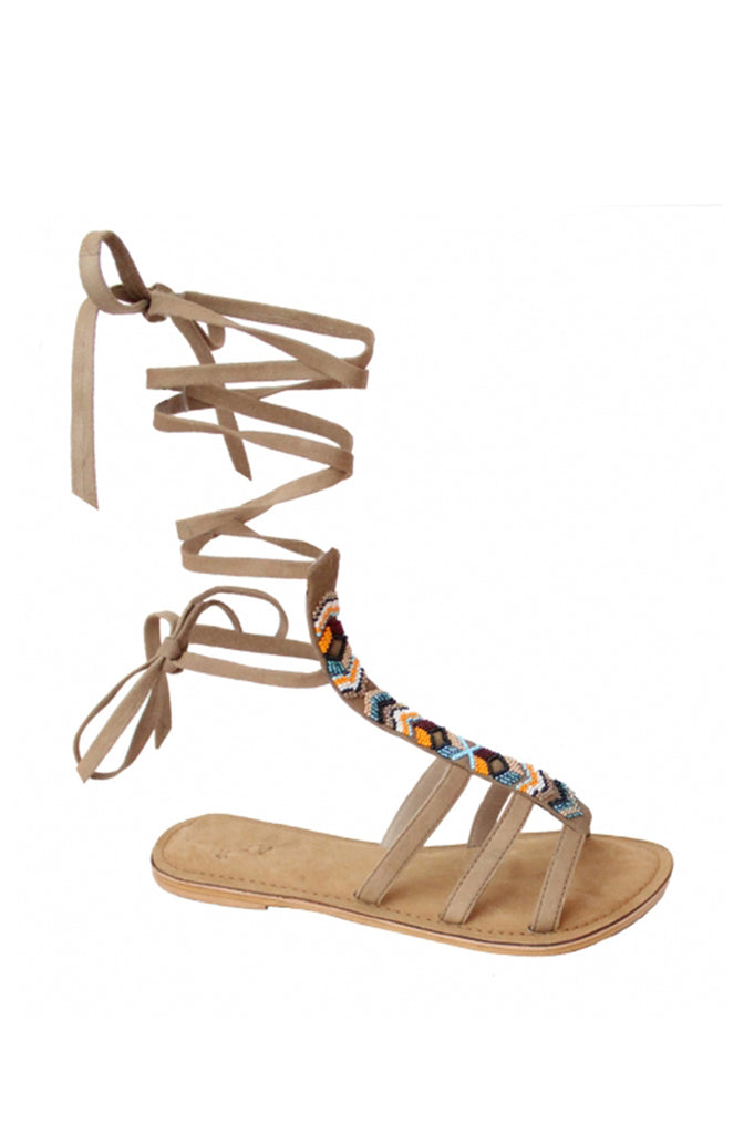Becky Ankle Strap Sandals
