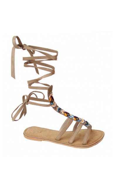Becky Ankle Strap Sandals | Autumn