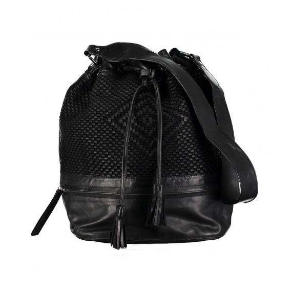 Leather Bag/Backpack Black