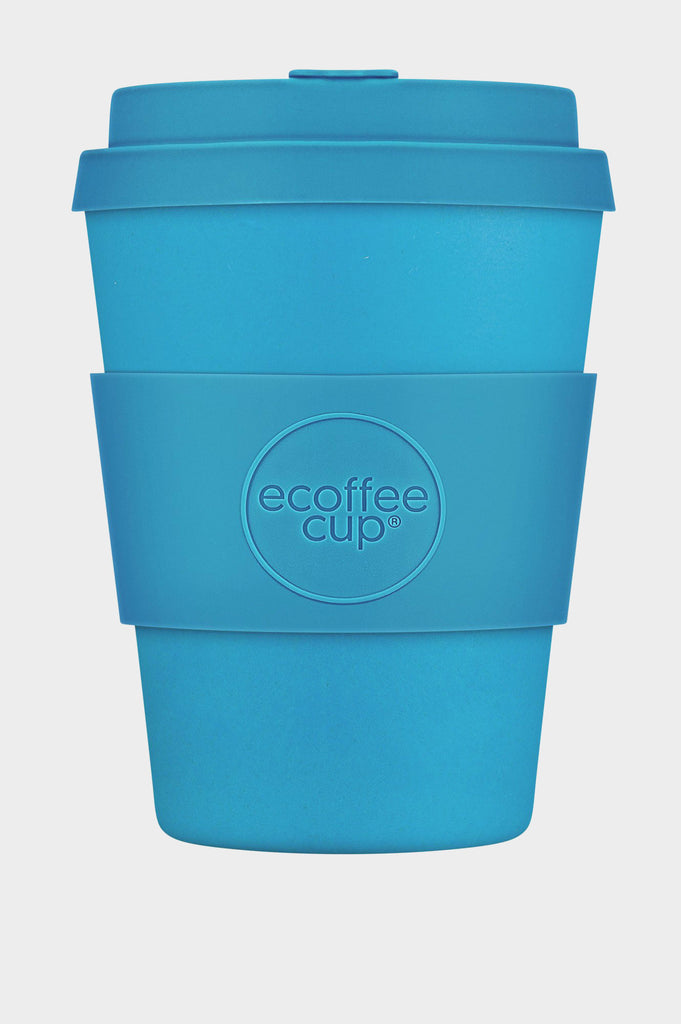 Ecoffee Cup 12oz | Marina Blue