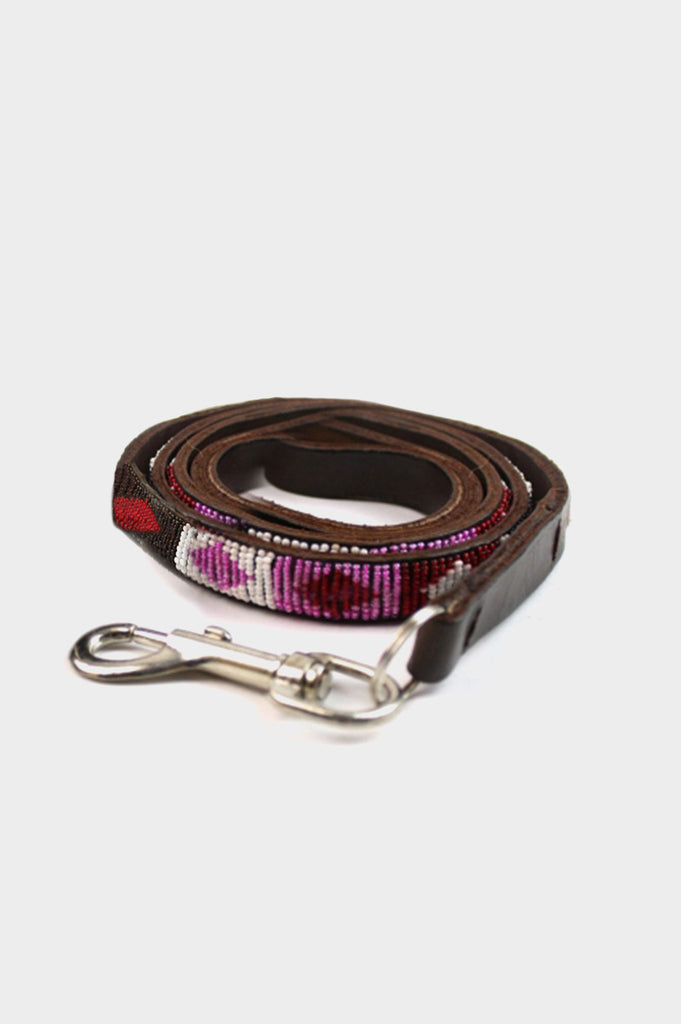 Dog Lead Diamond | Pink