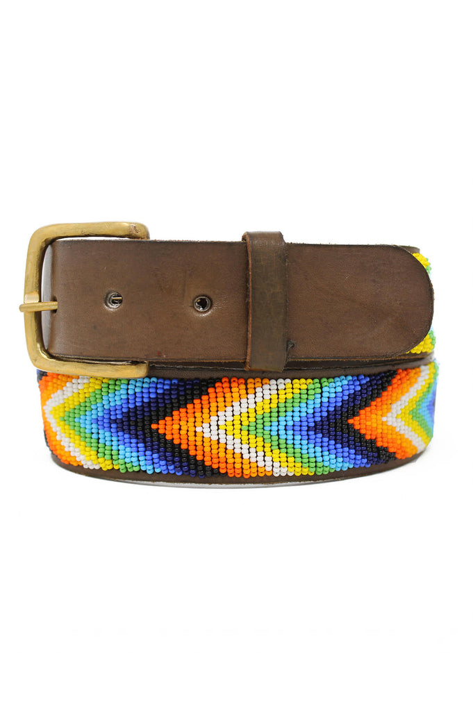 Chevron Belt | Multi