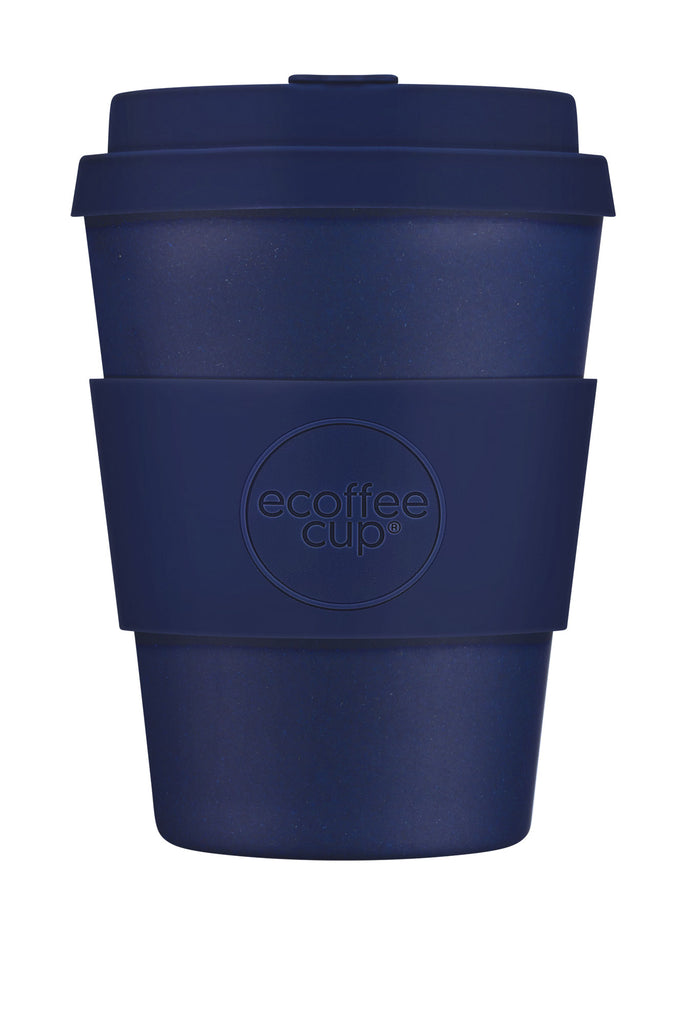 Ecoffee Cup 12oz | Dark Navy - Aspiga
