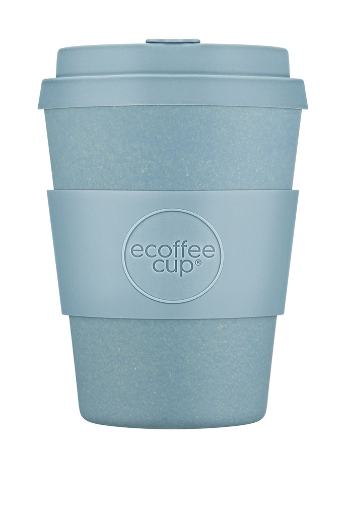 Ecoffee Cup 12oz | Dusty Blue - Aspiga