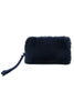 faux-fur-clutch-navy