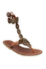 Kalifi Sandals | Bronze/Beige