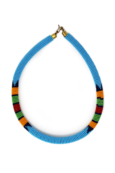 Kitui Necklace | Turquoise