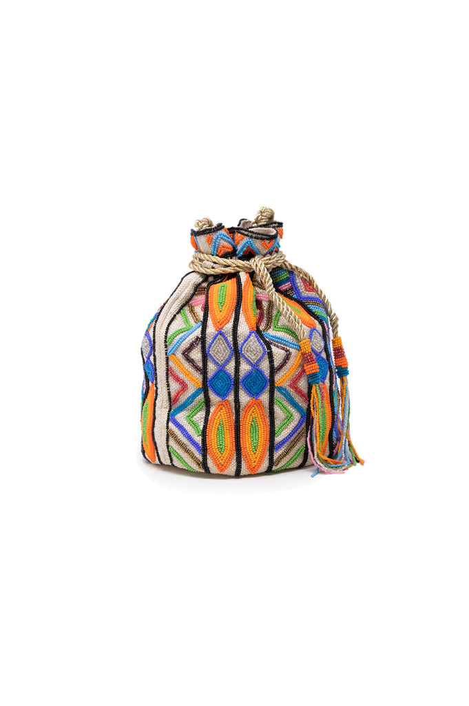 Lizzie Pouch Bag | Multishine